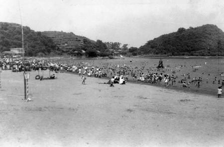 海水浴場 1960-1