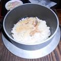 Photos: ハーフ鶏釜飯