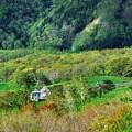 Photos: 写真00910  網張温泉の窓から・・・トリミング