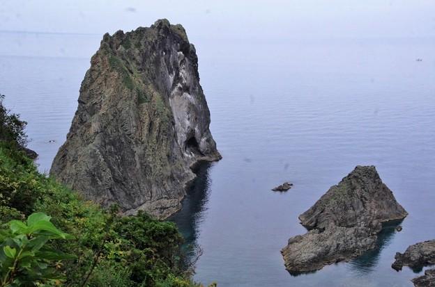 IMGP0362 日本の渚百選に選ばれる島武意