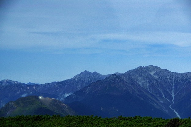 写真00506 槍ヶ岳