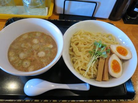 らぅめん縁 縁のつけ麺(中盛り)¥800
