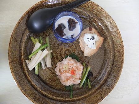 はな禅 2016/05/20花膳(Veganランチ、限定15食) 副菜