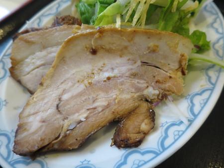 らー麺 天心 天麺(チャーシュー) チャーシューアップ