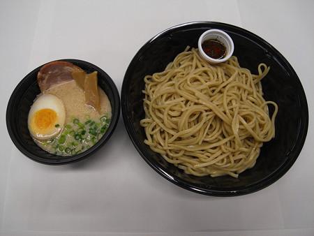 ローソン 麺屋あごすけ監修 冷し塩とんこつつけ麺(海老香味ソース)