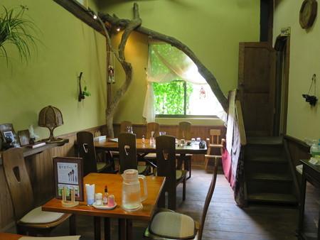 森のレストラン フォレスタ 店内の様子