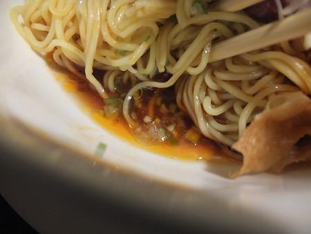 龍馬軒 あまから麺(期間限定) スープアップ