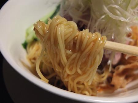 龍馬軒 あまから麺(期間限定) 麺アップ