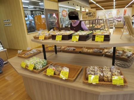Vege'c 焼菓子売り場
