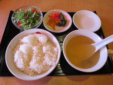 上海大食堂 ライスセット(ライス並)¥324