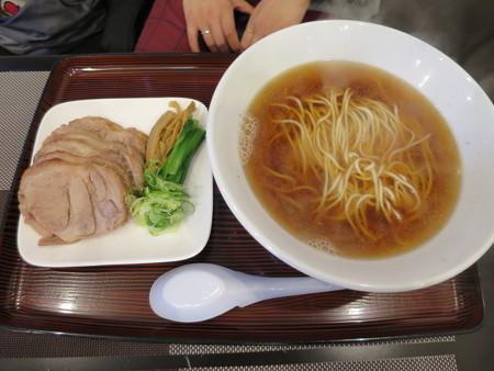 中華そば煮干屋 極 煮干チャーシュー中華そば¥980