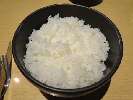 炭火焼MeatDining 肉ろ漫 白米¥237