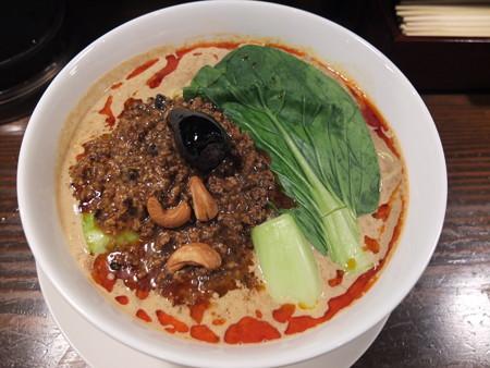 龍馬軒 担担麺¥900