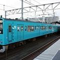 Photos: 2010.07.10(SAT) JR京葉線 成東・勝浦行き快速[検見川浜]