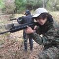 Photos: 新兵器、416を投入!