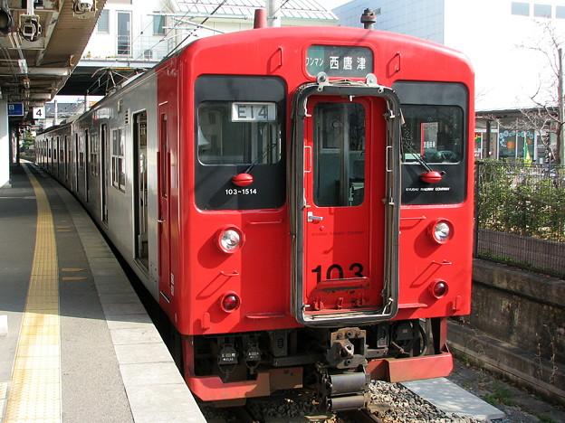 103系1500番台電車