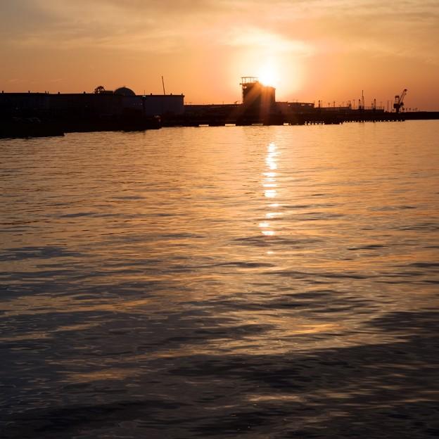 日が沈む頃#3