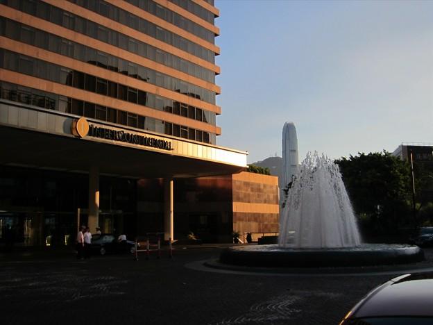2010/07/19 今日の夕飯はインターコンチネンタルホテルで