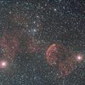 写真: クラゲ星雲