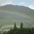 Photos: 8月14日、虹の橋。