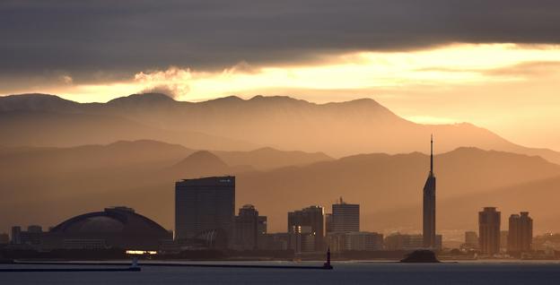 I love Fukuoka