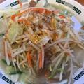 写真: 野菜たっぷりタンメン