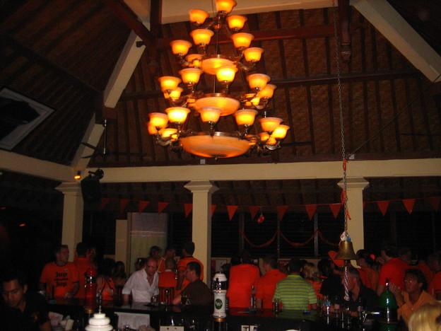 Duchbar in SANUR 2010