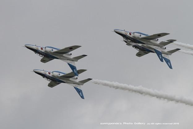 Photos: Blue Impulse