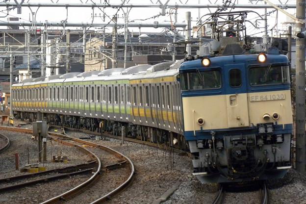 JR東日本サハE231-4617,617,4618,618配給