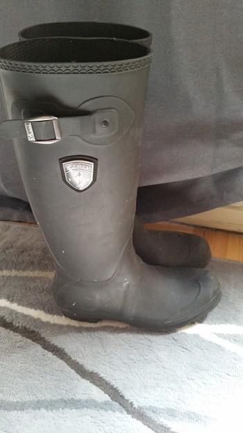 Rain boots size 10 [$15]