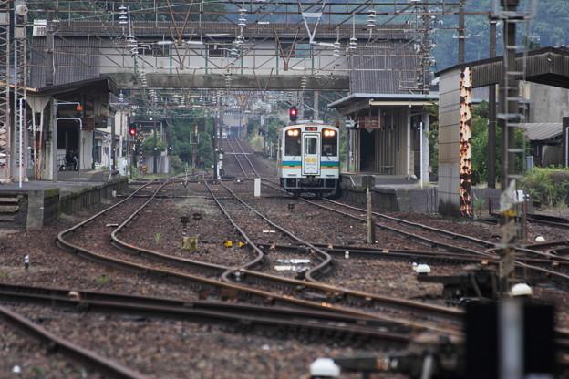 おれんじ鉄道水俣駅