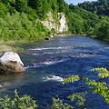 清らかな広瀬川