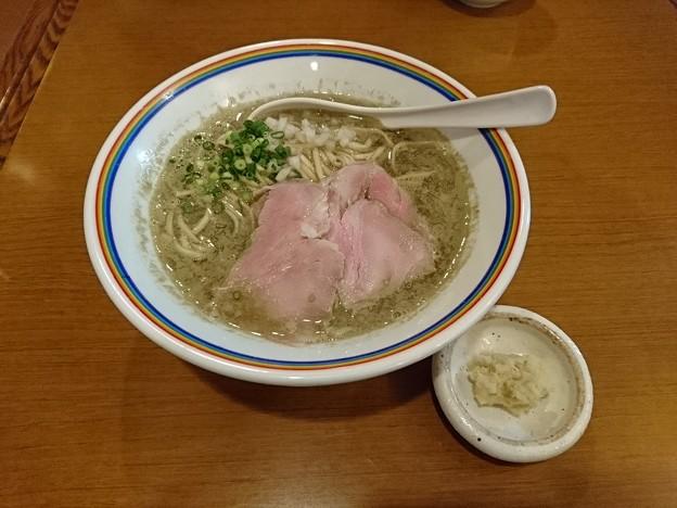 写真: ラーメン暁@蒲田(東京)
