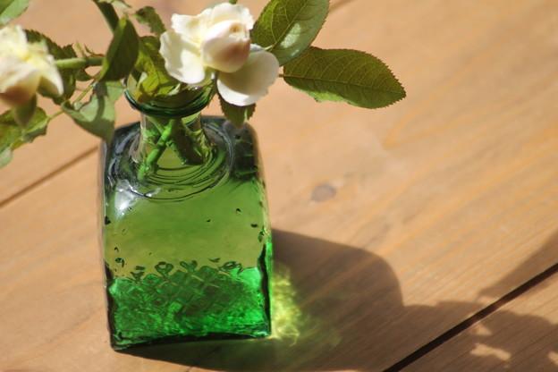 お気に入りの花瓶