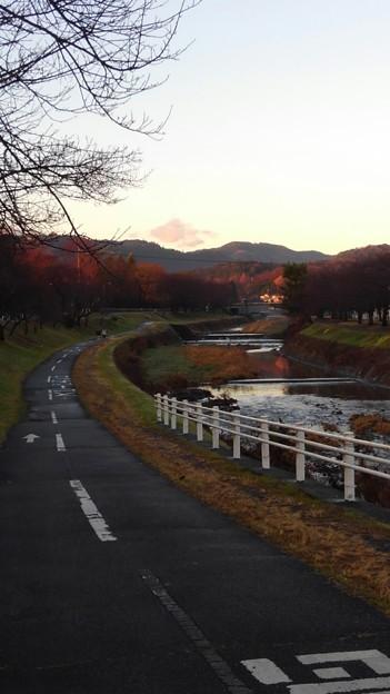 南浅川を歩く
