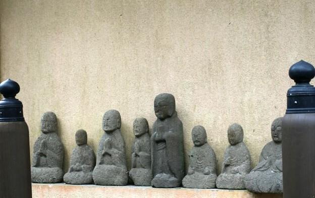 瑞泉寺のお地蔵さま 1