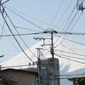 富士山ガチャガチャ