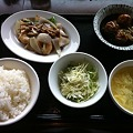 写真: 20120601昼食