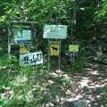 写真: 南登山口