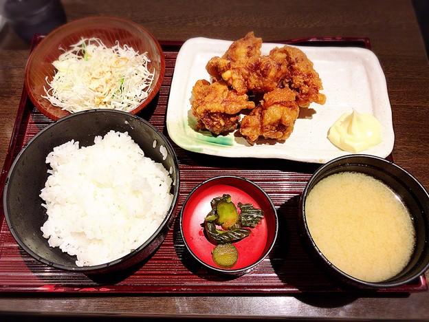 写真: 20160922昼食