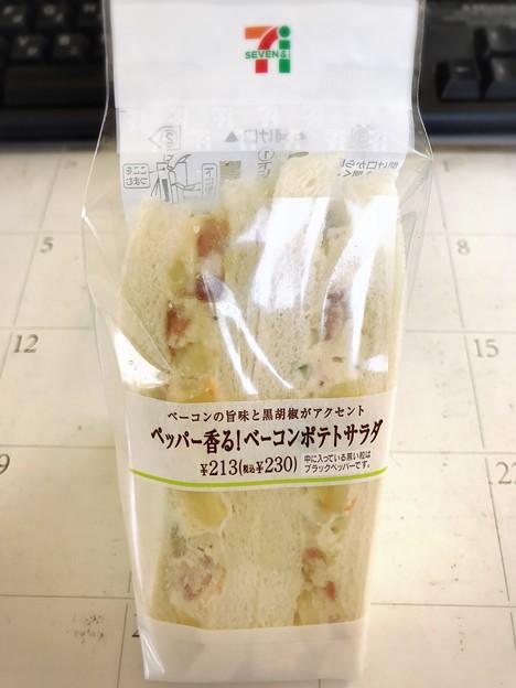 写真: 20160924朝食