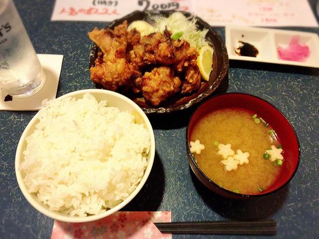写真: 20160927昼食