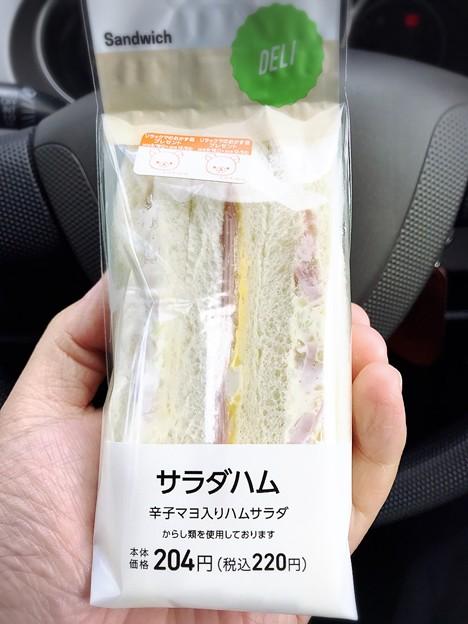 写真: 20161007朝食