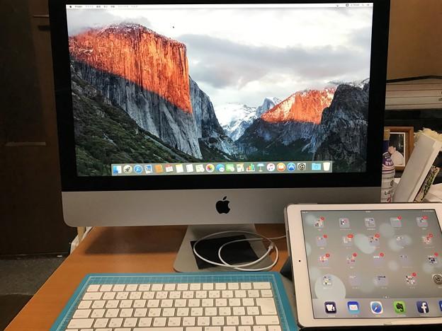 写真: iMac