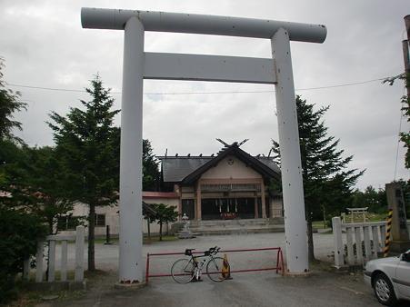 枝幸厳島神社