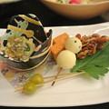 Photos: 金谷城スポーツセンターの夕食1