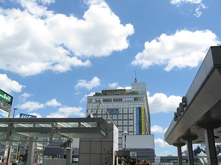 新宿 夏 20100716