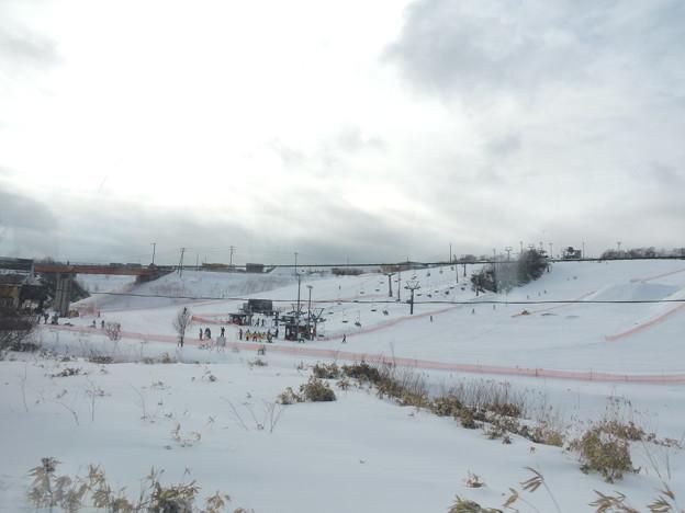 最北のスキー場