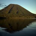 Photos: 日がかげってきた頃の榛名富士