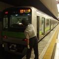 Photos: 京王新線新宿駅5番線 都営10-470F各停本八幡行き表示確認